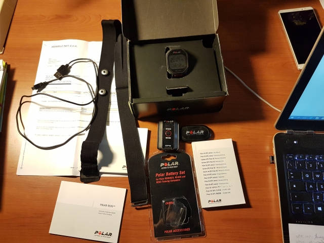 Polar RCX5 GPS