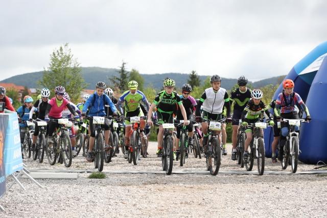 To nedeljo v Hrpeljah 2. gorsko kolesarski maraton MTB Slavnik