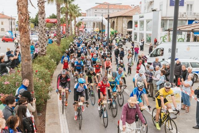 Obalni maraton ambiciozno v prihodnost kot Istrski kolesarski maraton