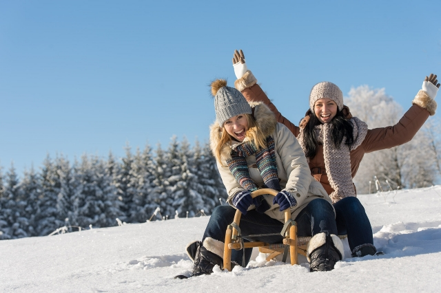 Izletniške ideje: Snežne radosti kličejo!