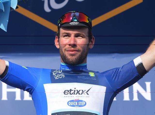 Cavendishu bonifikacijske sekunde, etapna in končna zmaga. Bole 7. (VIDEO)