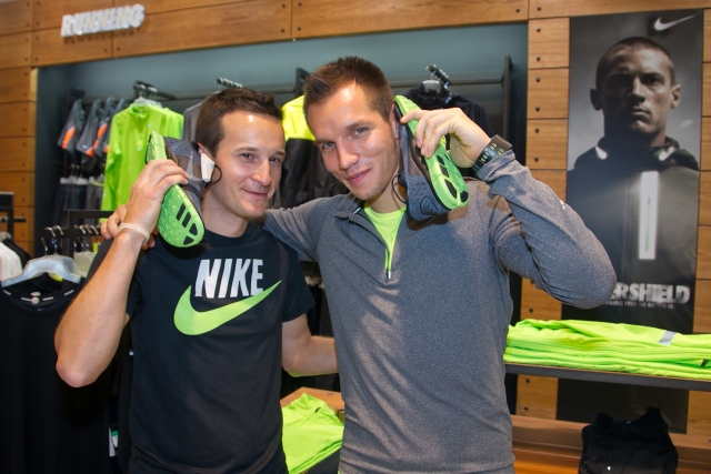 Nike odprl novo trgovino