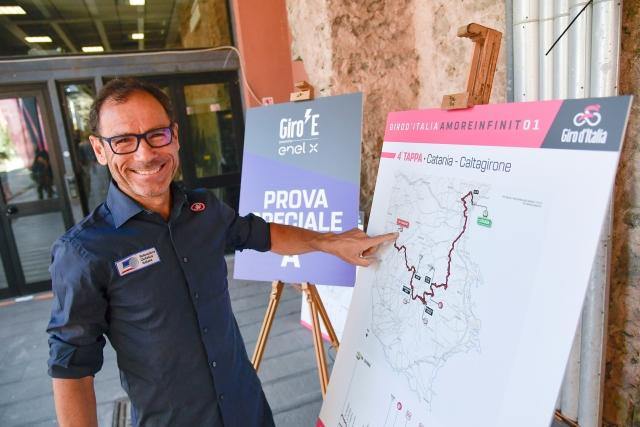 Jutri na Giru tudi s Pinarellovimi e-kolesi