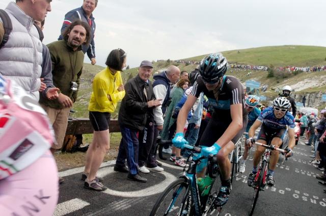 Froome potrdil: Naslednje leto na Giro!