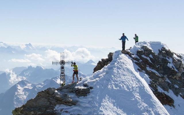 Kilian rekordno na Matterhorn
