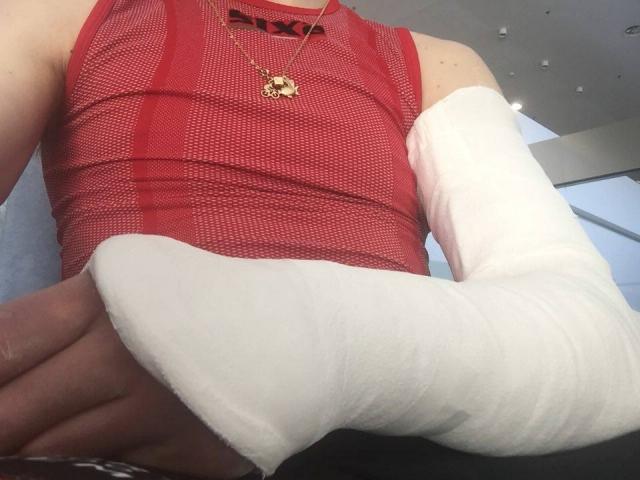Jan Tratnik razkriva: Zlomljen komolec, a ne motivacija