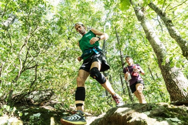 Appalachian Trail: Celje-Logarska 46 dni zapored
