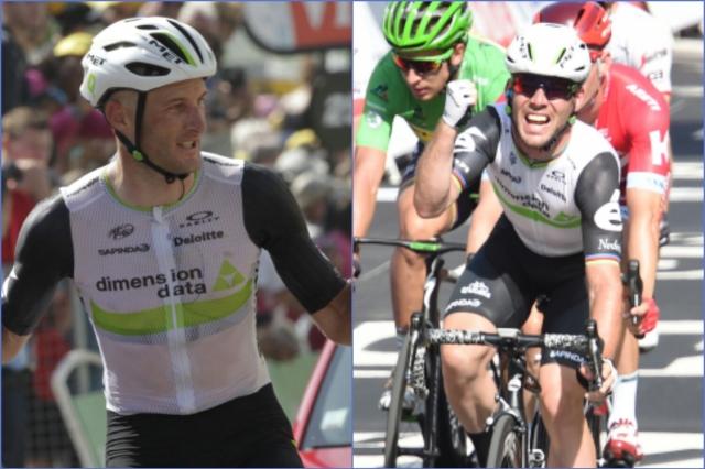 Cavendish zapušča Tour, Cummings dobil mesto za OI