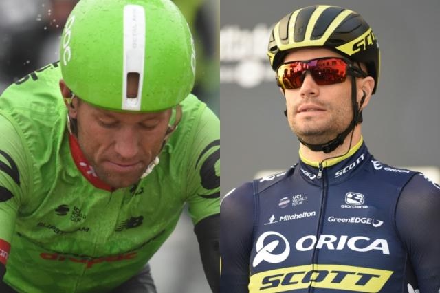 Giro: Potrdili Luko Mezgeca, potrdil tudi Kristijan Koren
