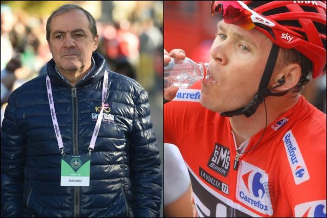 Giro: Dva milijona za Froomov nastop?