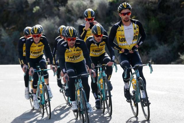 Primož Roglič: Začenja v Valenciji