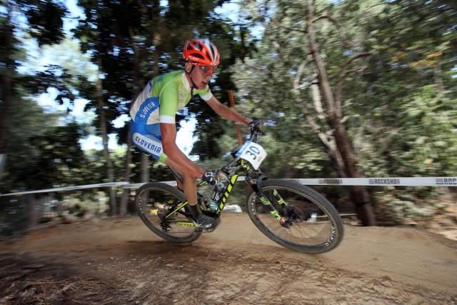 SP v gorskem kolesarstvu Cairns: Izjava Roka Nagliča