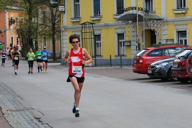 Rok Puhar na svojem prvem maratonu do norme za svetovno prvenstvo
