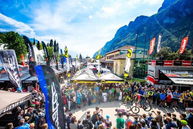 Ziener BIKE Festival Garda Trentino powered by FSA 2017 spet ni razočaral
