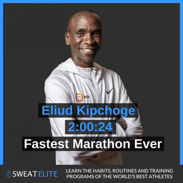 Svetovni rekord v maratonu krepko izboljšan, a ne bo uradno priznan