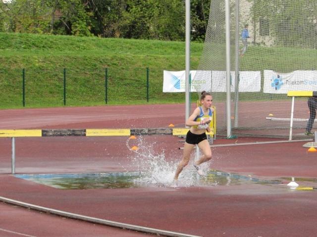 Janu Kokalju osebni, Karin Gošek državni rekord
