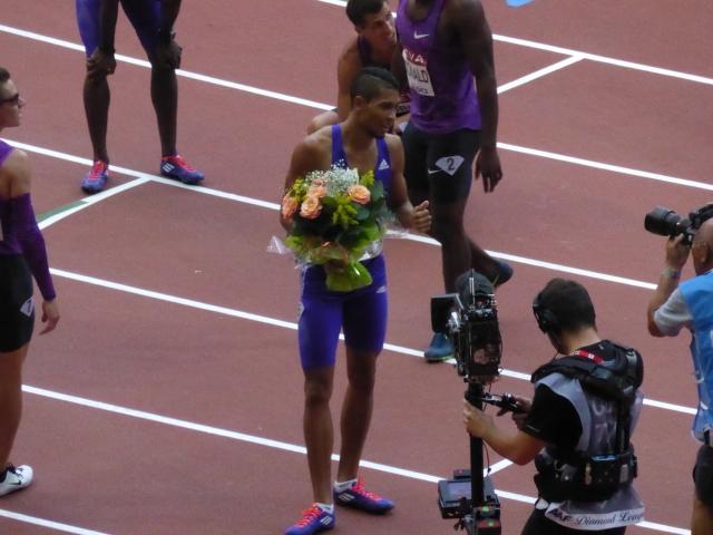 Van Niekerk pretekel najhitrejših 100 metrov v Sloveniji doslej, Horvatova in Zupinova blizu norme za SP
