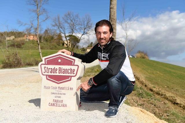 Fabian Cancellara vendarle