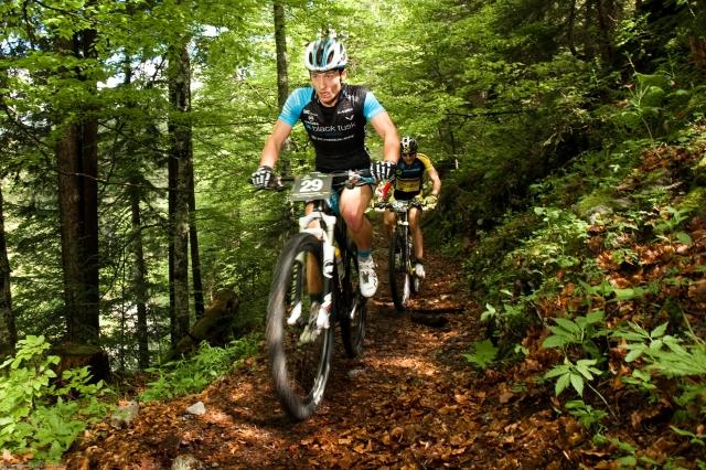 Enduro izziv na Bike Four Peaks 2014