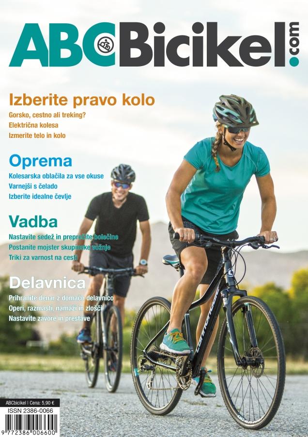 Svobodnejši s kolesom - revija Bicikel.com plus