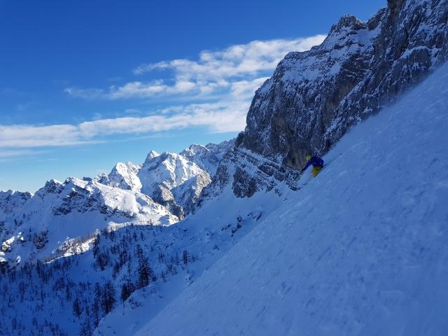 [INTERVJU] Alpinist in ljubitelj turne smuke Miha Hauptman: