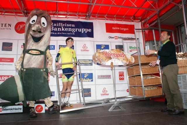 Mohorič zmagal na Dirki po Zgornji Avstriji