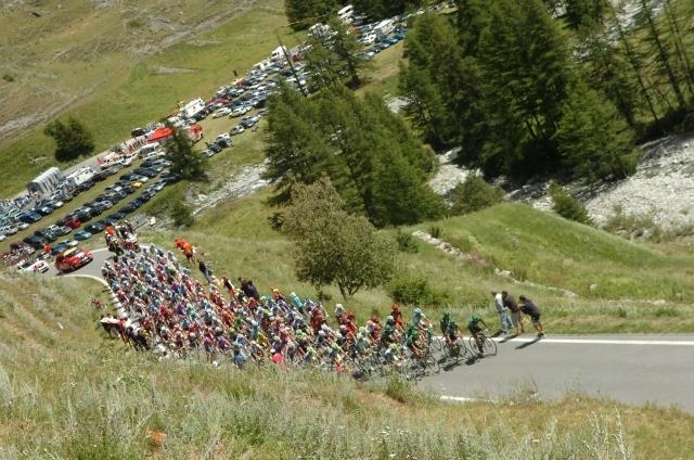 Vzponi dirke po Italiji: Nakloni, dolžine ...