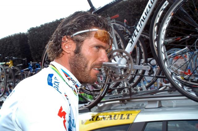 Mario Cipollini: Današnje kolesarstvo je malce dolgočasno