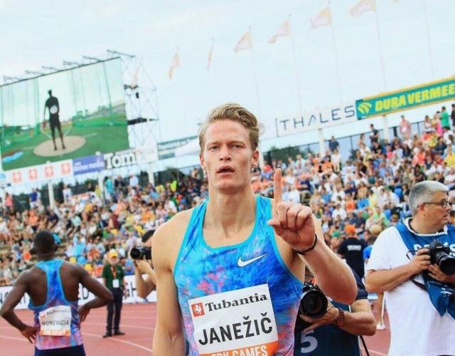 Janežič in Ratejeva pričakovano atleta leta