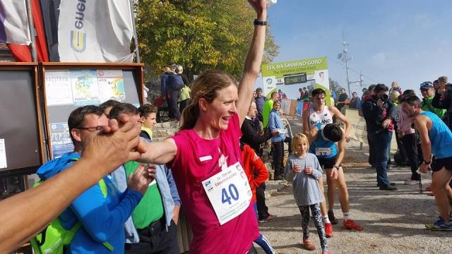 Šmarna gora: Avstrijka do rekorda proge