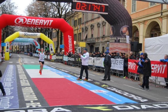 Puhar z osebnim rekordom tretji v Italiji