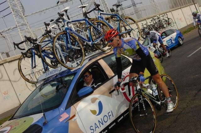 UCI: Jure Kocjan leta 2012 oddal nenegativen vzorec