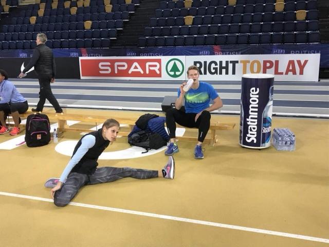 V Birminghamu dva Slovenca, oba na 400 m