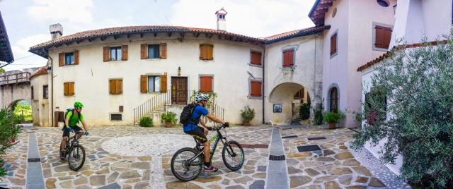 Brda, kolesarska destinacija