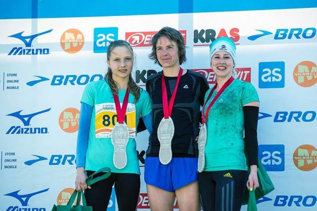 Mali kraški maraton: na polmaratonski razdalji najhitrejša Timotej Bečan in Jasmina Pitamic Vojska