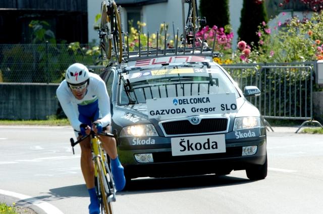 Gregor Gazvoda prihaja v Adrio Mobil