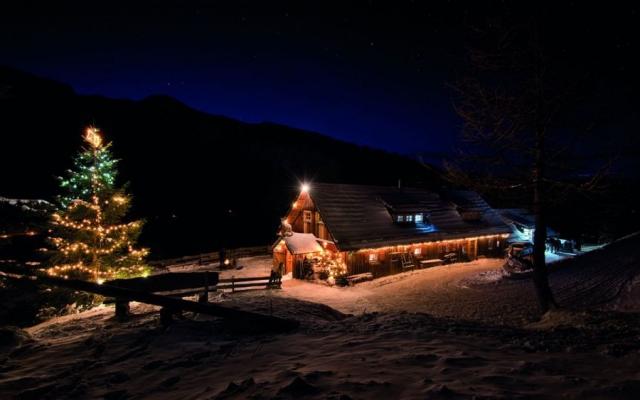 Praznovanje kot nekoč: Adventna pot na Katschbergu