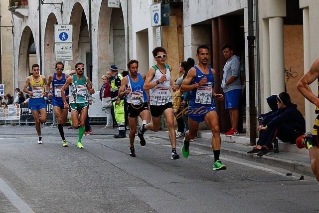 Puhar 12. na polmaratonu v Italiji
