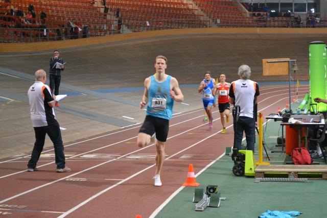 Luka Janežič hiter na državnem prvenstvu