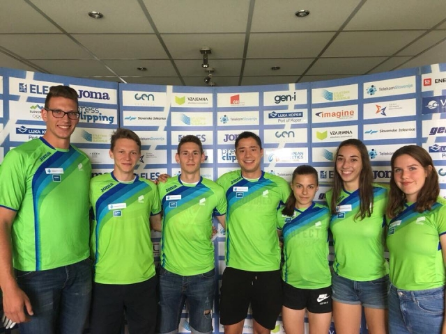Je čas za novo slovensko medaljo na mladinskem SP?