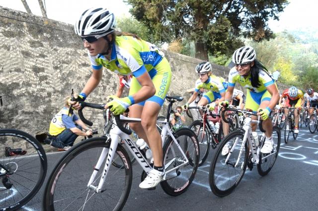 Polona Batagelj: Za tak tip kolesarke bo to težka dirka