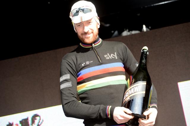 Bradley Wiggins: Če bi bilo kolesarstvo igrica, bi prišel do konca!