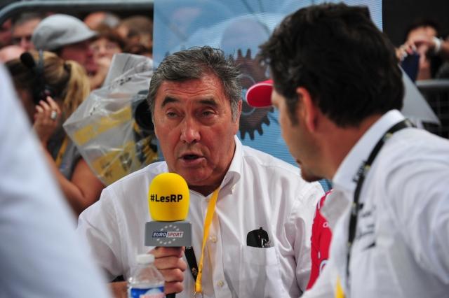 Eddy Merckx: Za tehnološki doping doživljenjsko prepoved