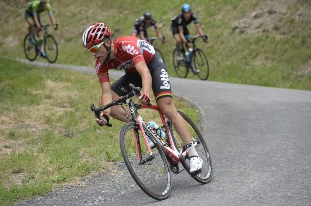 Ob Martinovem slavju Contador dobil boj s Froomom, v Belgiji najboljši Debusschere
