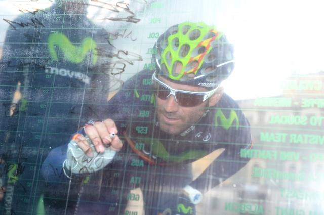 Najboljši kolesar po točkah na vse tritedenske dirke