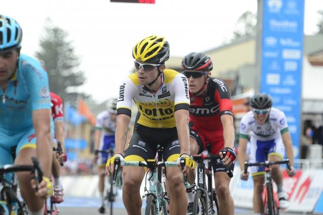 Potrjeno: Primož Roglič adut ekipe na Tirrenu