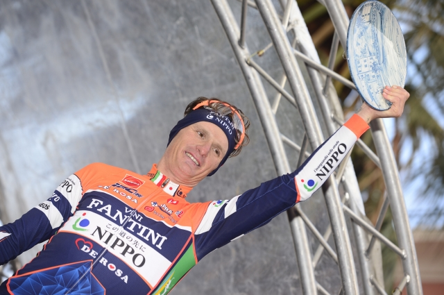 Grega Bole spet odličen. 3. v Italiji!
