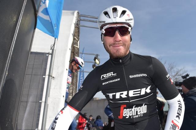 Giacomo NIzzolo spet najboljši na Hrvaškem, Nibali spet popustil v Italiji
