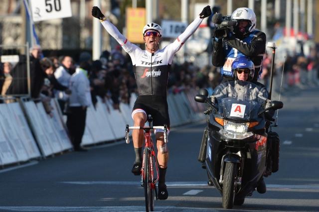 Treku gre tudi brez Fabiana Cancellare