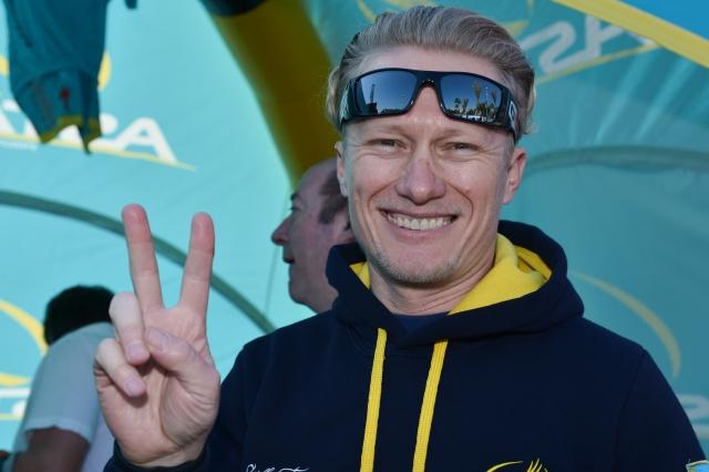Vinokurov: Astana je rešena